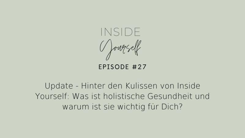 Podcast Episode 27