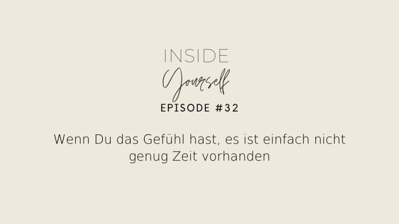 #32 Inside Yourself Podcast