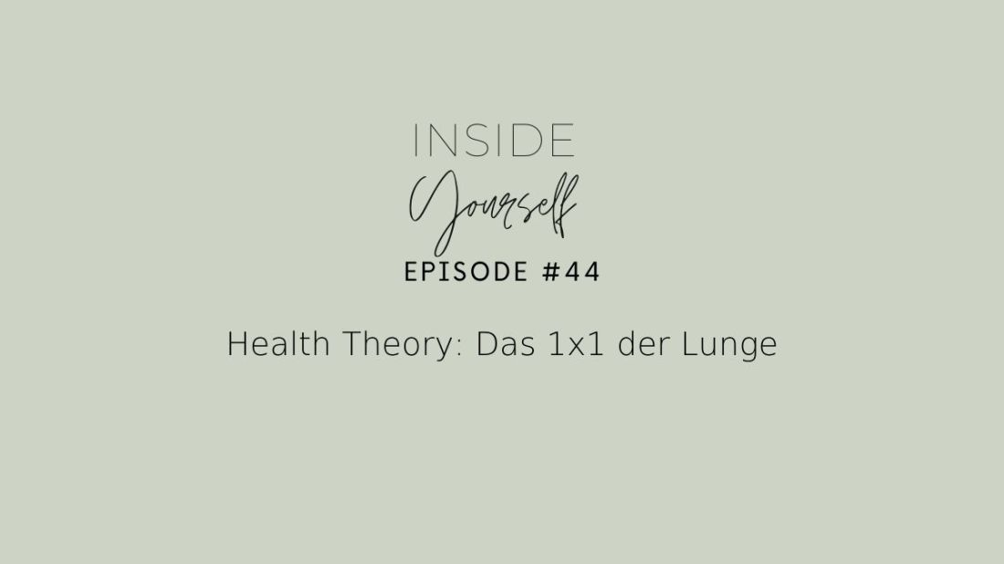 # 44 Inside Yourself Podcast