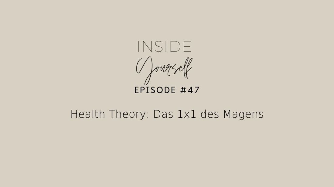 # 47 Inside Yourself Podcast