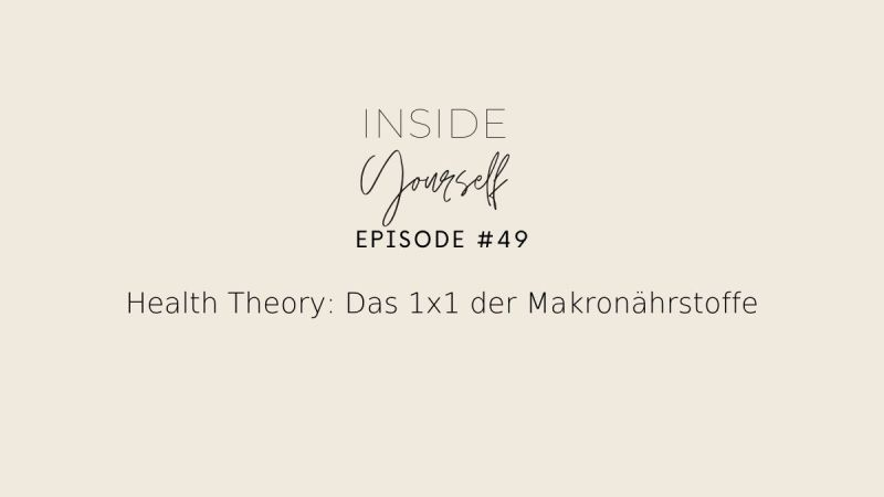 # 49 Inside Yourself Podcast